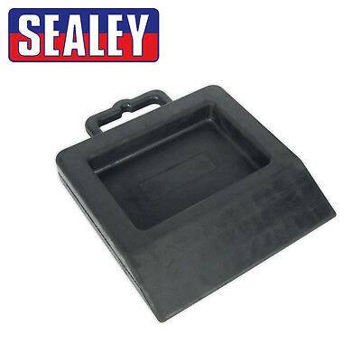 Sealey PTS1 Pallet Truck Stop Hold Non-Slip - Protect Freight & Vehicle in-Truck