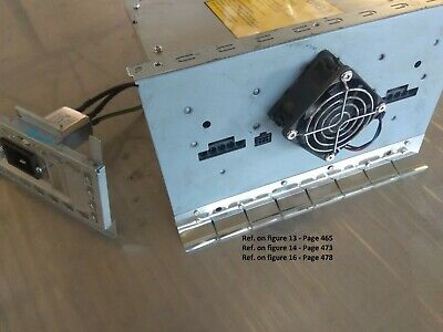 CH955-67080 Dryer AC Input for HP DesignJet L25500 USED