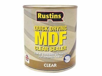 Quick Drying MDF Sealer Clear 2.5 litre RUSMDFCS25L