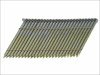 28� Bright Smooth Shank Nails 2.8 x 50mm Pack of 2000 BOSS28050