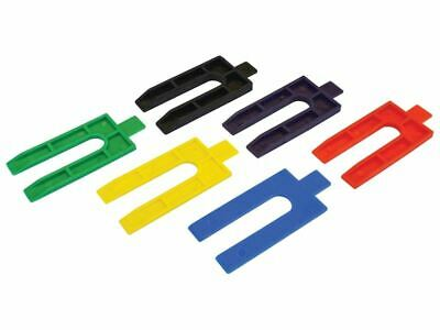 Plastic Packing Wedges Mixed Pack of 100 FAIWEDGE100