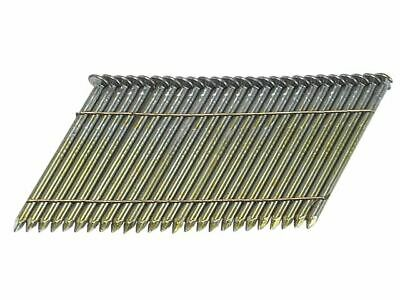 28� Bright Ring Shank Stick Nails 3.1 x 90mm Pack of 2000 BOSS310R90