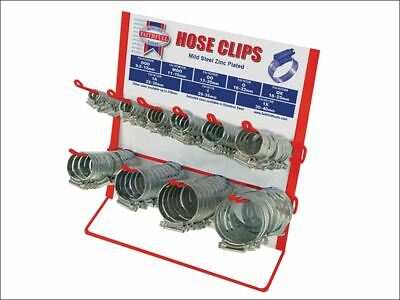Hoseclip Display C/W Stock 100Pc FAIHCDISP