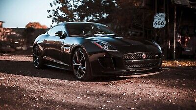 Jaguar f Type R 5.0 V8. PERFECT CONDITION!