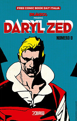 DARYL ZED - BONELLI - FREE COMIC BOOK DAY 2019 - nuovo!