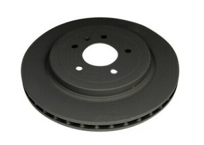 AC Delco Brake Disc Rear Driver or Passenger Side New 4WD RWD for Chevy 177-879