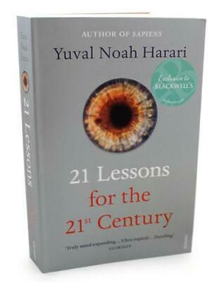 21 Lessons for the 21st Century by Yuval N Harari (author)