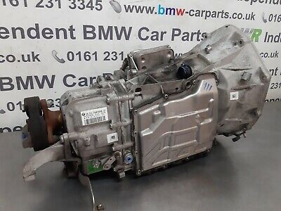 SSG Pump motor 5-speed SMG BMW E46-23427507060