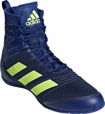 BNWT SALE Adidas Boxing Speedex 16.1 HC Boots Grey//Red Sparring Shoes BA7898