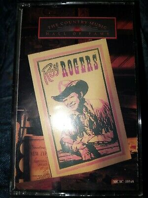 Country Music Hall of Fame: Roy Rogers New Unopened!