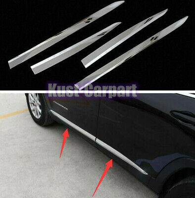 MA8 Body Door Side Molding Trim Set For Jeep Grand Cherokee 2011-2015 2012 2013