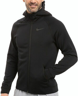 NIKE THERMA SPHERE Max Men's Stone Green Training Full Zip