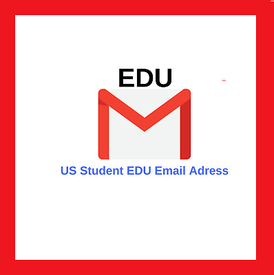 2x Edu Email - US Student Mail