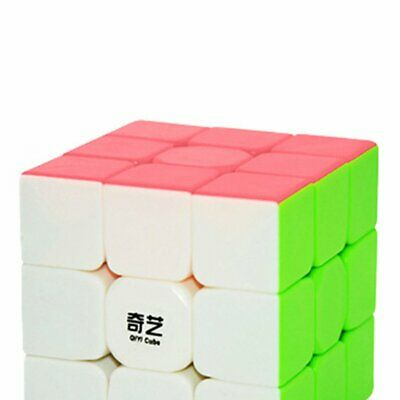 3X3 Magic Cube Smooth Fast Speed Rubix Rubiks Puzzle Kids Creative Gifts GN