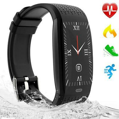 Smart watch Sport wristband Blood pressure Heart Rate Fitness Trackers IP67 New
