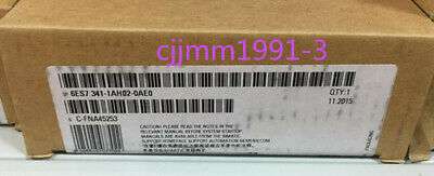 1PC NEW Siemens 6ES7341-1AH02-0AE0   #L1
