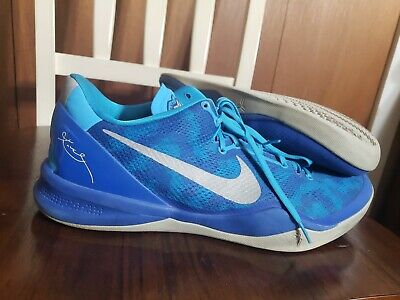 cheap for sale best cheap the best NIKE KOBE VIII 8 System Coral Blue Size 13 555035-400 (GREAT ...