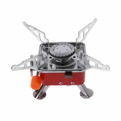 2800W Windproof Foldable Gas Stove Burner Camping Outdoor Cooking Picnic Helpful
