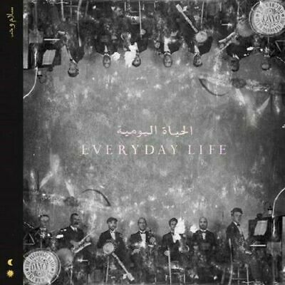 Everyday Life by COLDPLAY  2019  CD - FREE POSTAGE TO UK