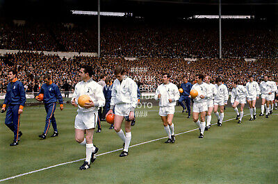 1967 Wembley Fa Cup Photo Choose Size Tottenham Hotspur Spurs Vs Chelsea