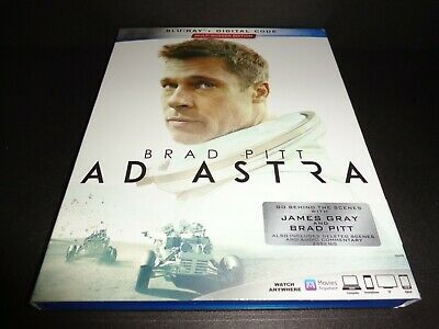 AD ASTRA-BRAD PITT travels to Neptune in search of missing dad TOMMY LEE JONES