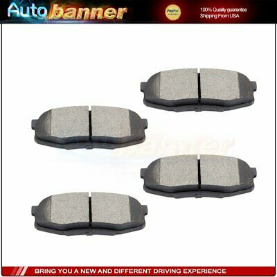 Rear Ceramic Brake Pads For LAND CRUISER LX570 Sequoia Tundra