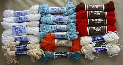 Broder Medicis 100/% Virgin Wool #8323 Approx 1 3//4 OZ 50g Hank Needlepoint Yarn