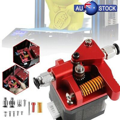 Creality CR-10 CR-10S Pro Ender 3 Upgraded Dual Drive Gear Extruder Feeder
