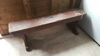 Stunning Antique Bench 51 Inches Long.
