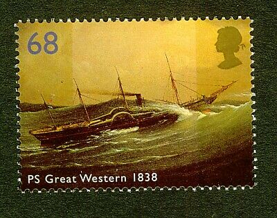 2006  Great Western  Litho Booklet Stamp  Sg Y2614  Mnh