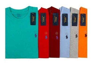 Ralph Lauren Men's Tshirt Crew Neck Short Sleeve Tee