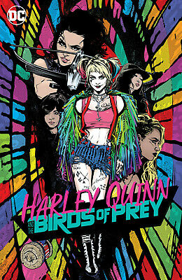 Harley Quinn & The Birds of Prey TP Softcover Graphic Novel