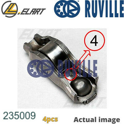 Finger Follower Engine Timing For Citroen Peugeot C4 Ii B7 5Fs 8Fp Ds4 Ruville
