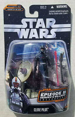 """Star Wars Saga Collection 3.75"""" Action Figures Assortment Hasbro 2006 Carded New"""