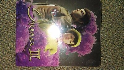 Shenmue 3 Steelbook New in Plastic No Game