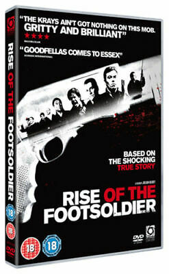 Rise Of The Footsoldier  (2008) Ricci HarnettDVD