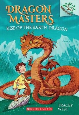 Rise of the Earth Dragon, Paperback by West, Tracey; Howells, Graham (ILT), B...