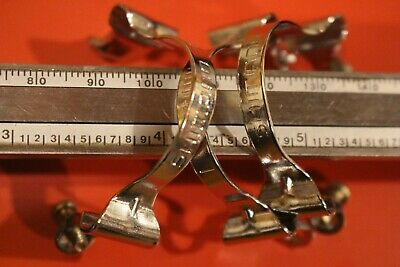 "NOS Vintage Shimano Cable CLAMP 1/"" 5//8/"" Road Bike Brake Shifter Schwinn Bicycle"