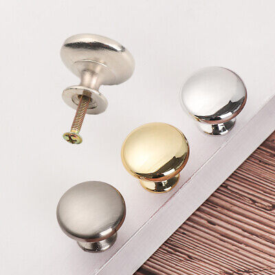 Antique Brass Cabinet Drawer Knob Wardrobe Pulls Cabinet Pulls Door Handle