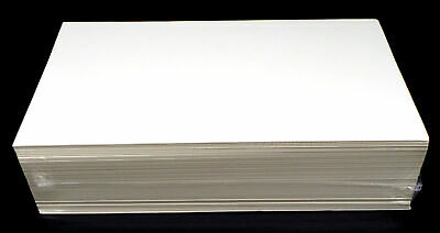 100 Docsmagic.de Manga Size Comic Backing Boards - 127 x 218 mm - 24pt White - R