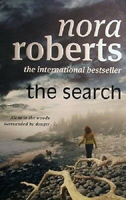 The Search by Roberts Nora - Book - Paperback - Crime/Mystery - Fiction