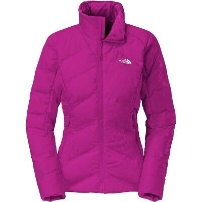 NEWNorth FaceWomensFuseform Dot Matrix Insulated JacketPlumSize M