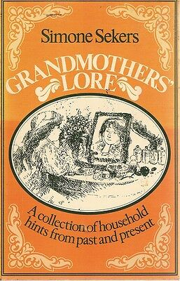 Grandmothers Lore by Sekers Simone - Book - Hard Cover - Non Fiction
