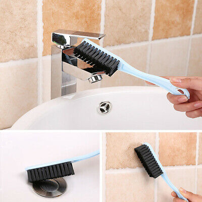 Handled Soft Maintenance Boot Cleaner Cleaning Tool Shoes Brush Dust Scrubber