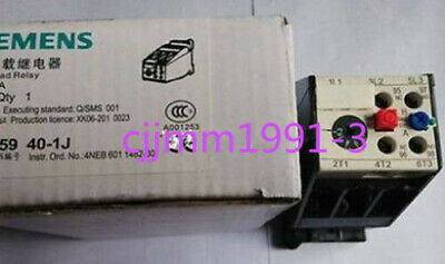 1PC NEW Siemens 3UA59 40-1J Thermal Overload Relay #Y1
