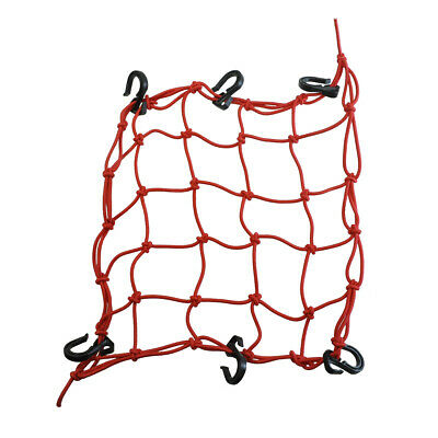 "BLACK CAC.70157 15/"" x 15/"" ATV CARGO NET"