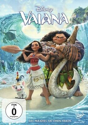 Ron Clements - Vaiana, DVD