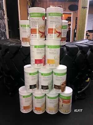 HERBALIFE Formula 1 Healthy Meal, Nutritional Shake Mix, Assorted Flavors