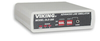 VK-DLE-300 Advanced Line Simulator by Viking Electronics