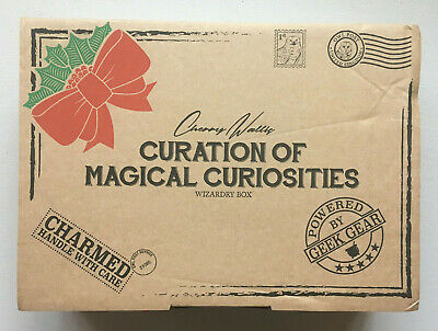 Harry Potter **Curation of Magical Curiosities** - Cherry Wallis, Christmas